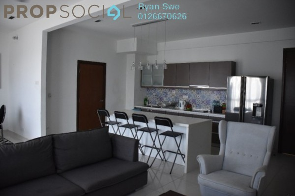 For Sale Serviced Residence at Regalia, Putra Freehold Semi Furnished 2R/2B 850k