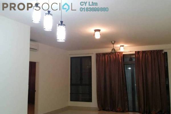For Rent Condominium at The Z Residence, Bukit Jalil Freehold Semi Furnished 2R/2B 1.55k