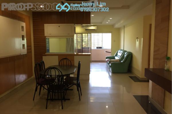 For Rent Condominium at BBK Condominium, Klang Freehold Semi Furnished 4R/3B 1.4k