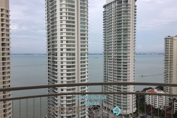 For Rent Condominium at Gurney Park, Gurney Drive Freehold Fully Furnished 3R/2B 2.2k