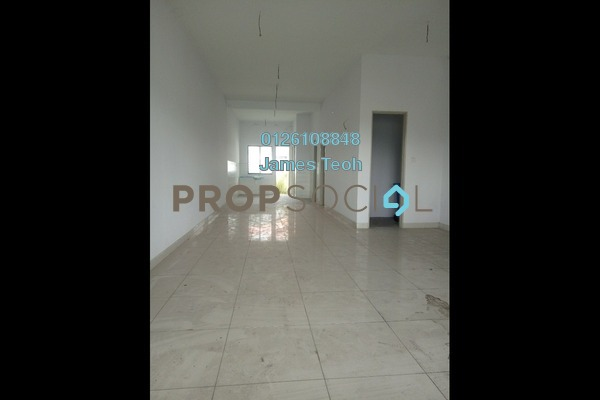 For Sale Terrace at Canting, Alam Impian Freehold Semi Furnished 5R/5B 785k
