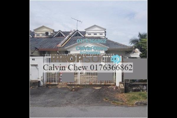 For Sale Terrace at USJ 2, UEP Subang Jaya Freehold Unfurnished 0R/0B 721k