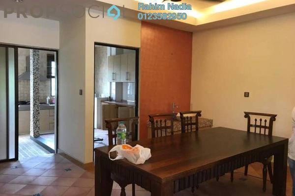 For Sale Terrace at Bukit Jelutong Timur, Bukit Jelutong Freehold Semi Furnished 5R/4B 1.29m