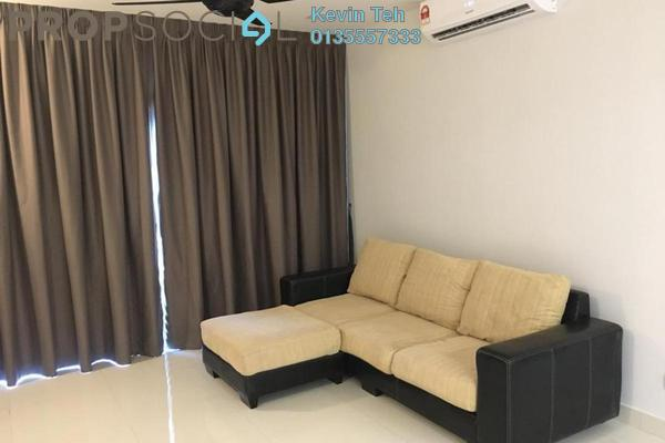 For Rent Condominium at 28 Dutamas, Dutamas Freehold Semi Furnished 3R/2B 2.5k