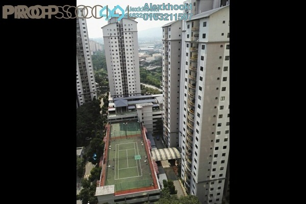 For Sale Condominium at Sri Putramas I, Dutamas Freehold Semi Furnished 3R/2B 460k