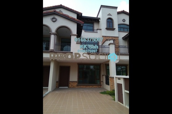 For Sale Link at Diamond City, Semenyih Freehold Unfurnished 3R/4B 728k