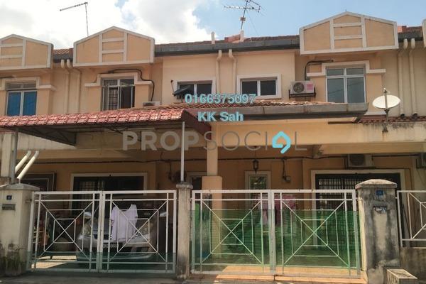 For Rent Terrace at Taman Seri Emas, Kajang Freehold Unfurnished 4R/3B 1k