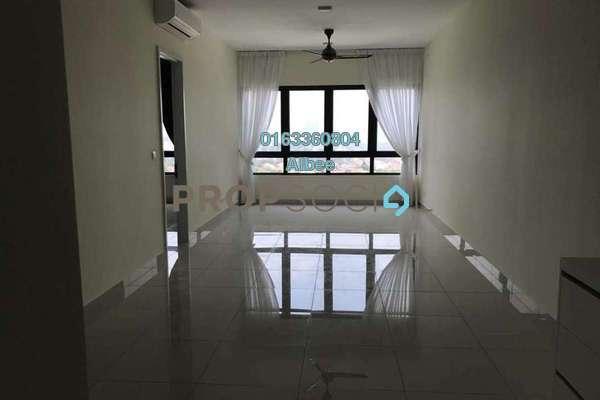 For Rent Condominium at Tropicana Metropark, Subang Jaya Freehold Semi Furnished 2R/2B 1.7k