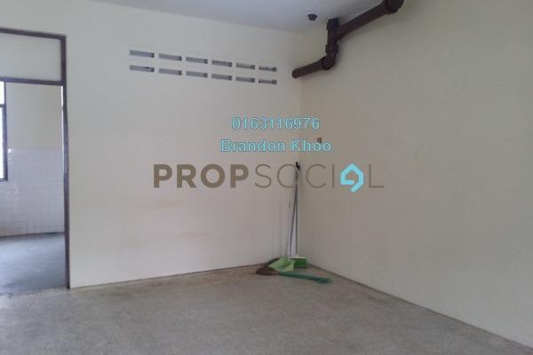 For Sale Terrace at Taman Sri Rampai, Setapak Freehold Unfurnished 3R/3B 480k