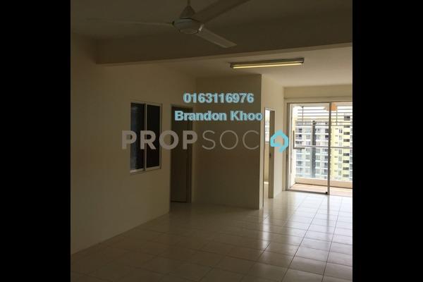 For Sale Condominium at Platinum Lake PV15, Setapak Freehold Semi Furnished 4R/2B 500k