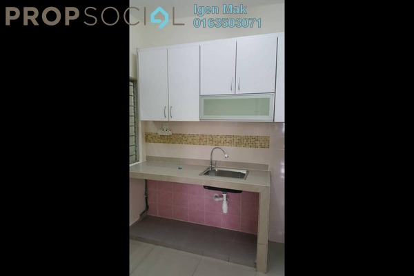 For Sale Condominium at Putra Suria Residence, Bandar Sri Permaisuri Freehold Semi Furnished 3R/2B 300k