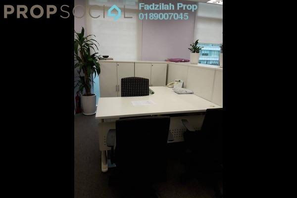 For Rent Office at Solaris Dutamas, Dutamas Freehold Fully Furnished 0R/0B 16.7k