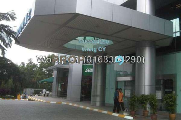 For Rent Office at Uptown 5, Damansara Utama Freehold Semi Furnished 1R/1B 24.8k