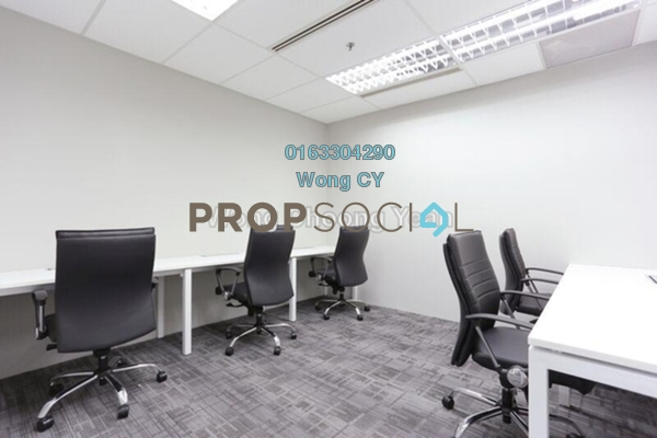 For Rent Office at Uptown 1, Damansara Utama Freehold Fully Furnished 1R/1B 2.1k