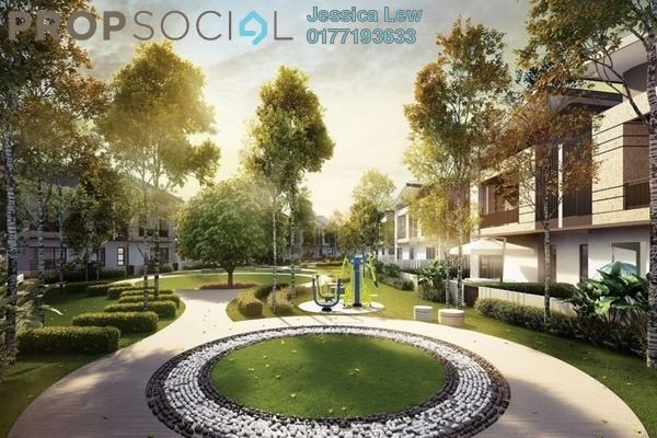 For Sale Terrace at Arahsia, Tropicana Aman Freehold Unfurnished 4R/3B 1.4m