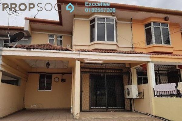 For Sale Terrace at Taman Menjalara, Bandar Menjalara Leasehold Semi Furnished 4R/2B 899k