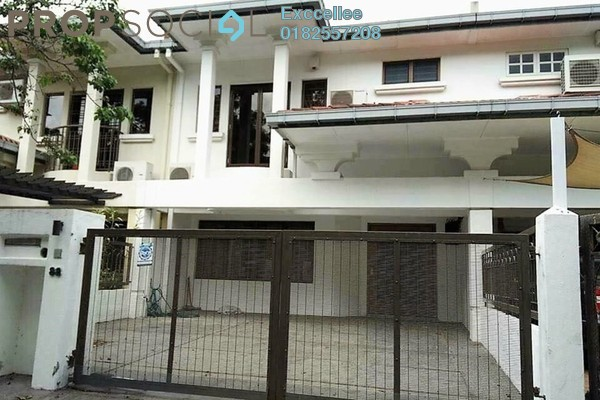 For Sale Terrace at BU10, Bandar Utama Freehold Fully Furnished 5R/5B 1.65m