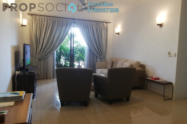 For Sale Condominium at Surian Condominiums, Mutiara Damansara Leasehold Fully Furnished 3R/2B 868k