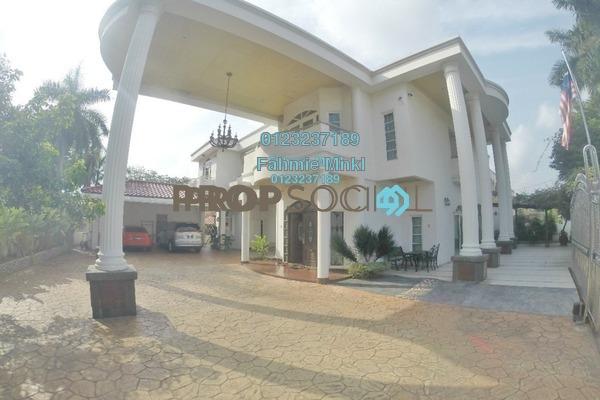 For Sale Bungalow at Aminuddin Baki, TTDI Freehold Semi Furnished 7R/7B 5.8m