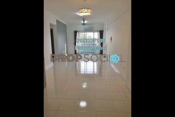 For Rent Condominium at Perdana Emerald, Damansara Perdana Freehold Semi Furnished 3R/2B 1.8k