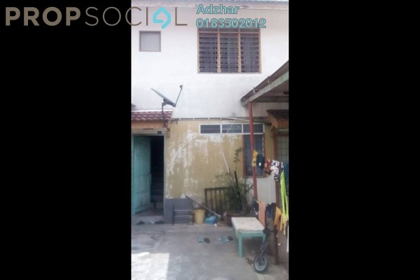 For Sale Terrace at Taman Saujana Indah, Bukit Katil Freehold Unfurnished 2R/1B 70k