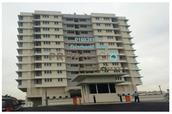 For Rent Condominium at Sutera Maya, Old Klang Road Freehold Fully Furnished 4R/2B 1.8k