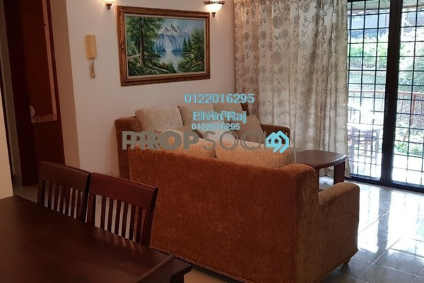 For Rent Condominium at Bangsar Puteri, Bangsar Freehold Fully Furnished 2R/2B 2.6k