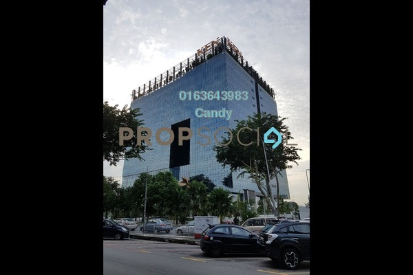 For Rent Office at Menara KEN TTDI, TTDI Freehold Unfurnished 0R/0B 10.6k