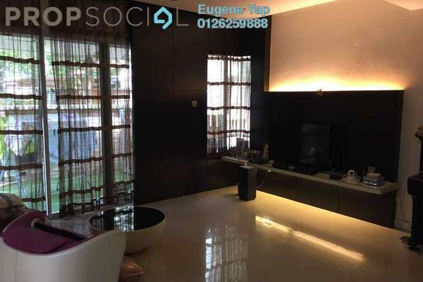 For Rent Terrace at Adiva, Desa ParkCity Freehold Fully Furnished 3R/3B 5k