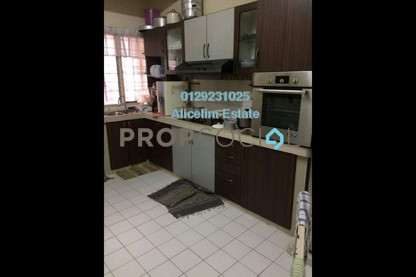 For Sale Terrace at Taman Subang Murni, Subang Leasehold Semi Furnished 4R/3B 510k