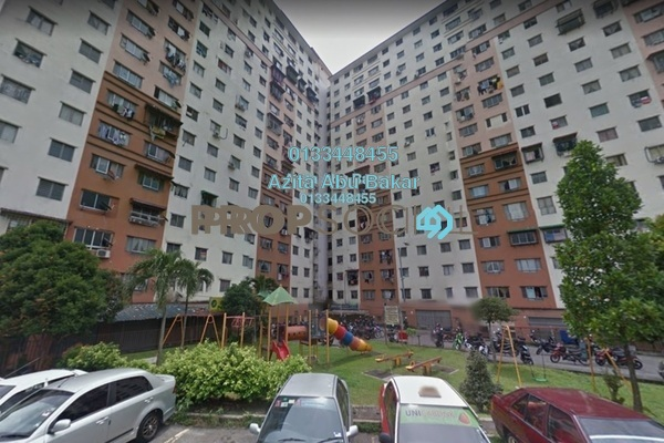 For Sale Apartment at Mesra Ria Apartment, Ampang Freehold Unfurnished 3R/2B 155k