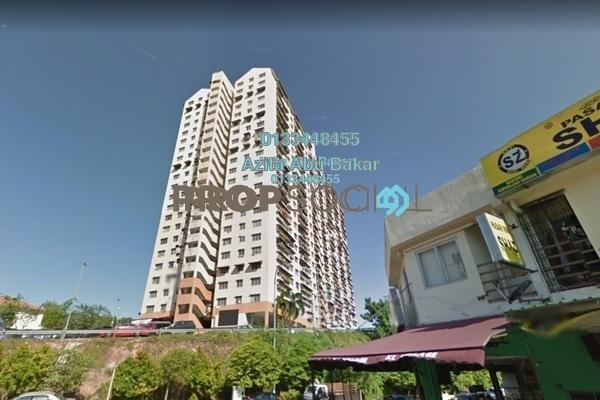 For Sale Apartment at Taman Industri Lembah Jaya Flat, Ampang Leasehold Semi Furnished 3R/2B 190k
