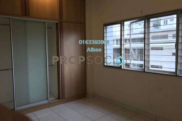 For Rent Condominium at Perdana Emerald, Damansara Perdana Freehold Semi Furnished 3R/2B 1.9k