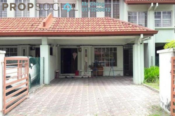 For Sale Terrace at Putra Avenue, Putra Heights Freehold Semi Furnished 4R/3B 750k
