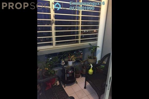 For Sale Condominium at Pelangi Indah, Jalan Ipoh Freehold Semi Furnished 3R/2B 295k