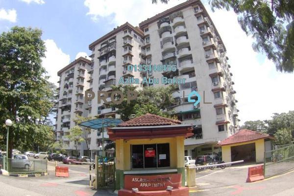For Sale Apartment at Ascadia Lake View, Pandan Perdana Freehold Unfurnished 3R/2B 400k
