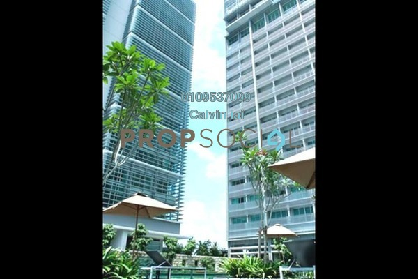For Sale Condominium at Dua Residency, KLCC Freehold Fully Furnished 3R/4B 2.18m