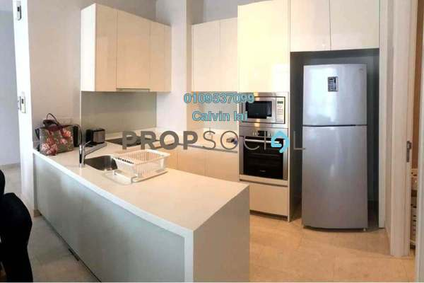 For Rent Condominium at Panorama, KLCC Freehold Fully Furnished 2R/2B 6.5k