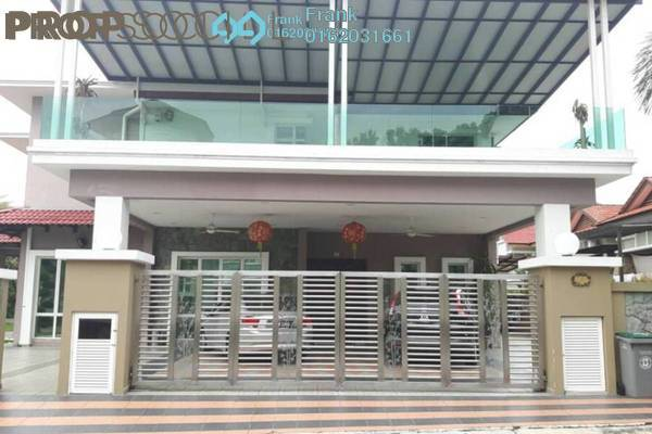 For Sale Bungalow at Forest Heights, Seremban Freehold Fully Furnished 5R/4B 1.99m