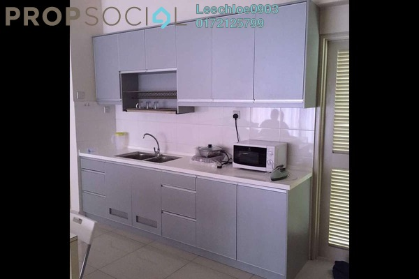 For Sale Condominium at Setia Walk, Pusat Bandar Puchong Freehold Fully Furnished 1R/1B 450k