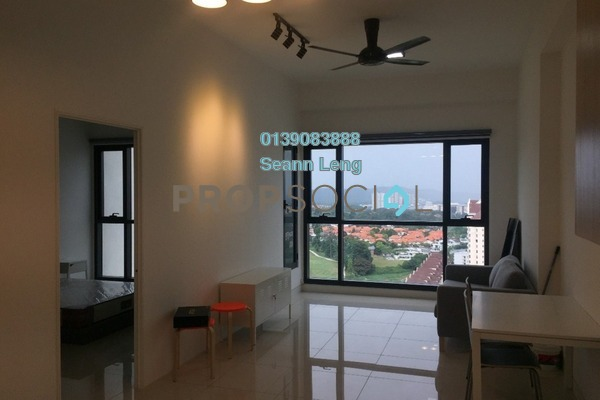 For Rent Condominium at Arnica Serviced Residence @ Tropicana Gardens, Kota Damansara Freehold Fully Furnished 1R/1B 2k