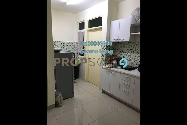For Rent Condominium at Metropolitan Square, Damansara Perdana Freehold Fully Furnished 3R/2B 2k