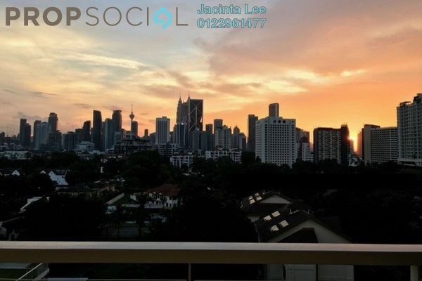 For Sale Condominium at Embassyview, Ampang Hilir Freehold Semi Furnished 4R/4B 1.17m