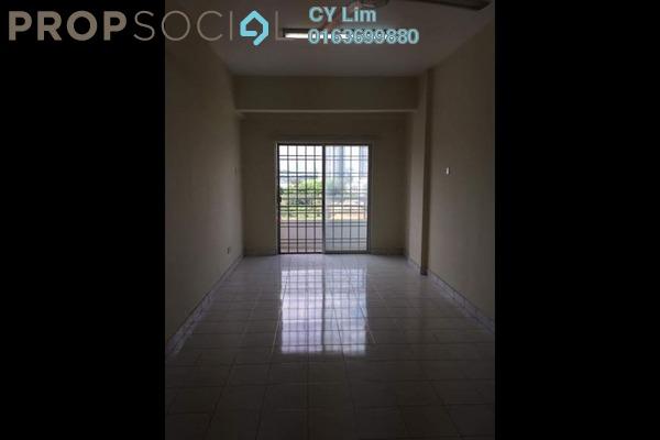 For Rent Apartment at Jalil Damai, Bukit Jalil Freehold Unfurnished 3R/2B 1k