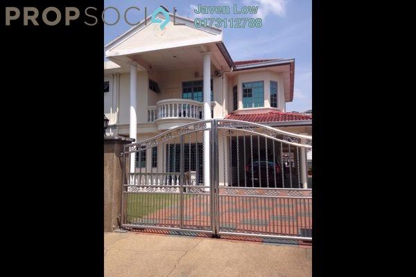 For Sale Semi-Detached at Taman Sri Endah, Sri Petaling Freehold Semi Furnished 5R/5B 2.45m