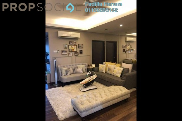 For Sale Apartment at Permai Putera, Ampang Leasehold Semi Furnished 2R/2B 400k