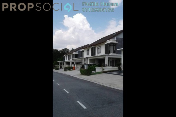 For Sale Semi-Detached at Precinct 14, Putrajaya Leasehold Unfurnished 5R/5B 1.5m