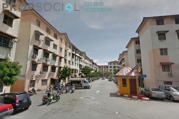 For Sale Apartment at Idaman Apartment, Damansara Damai Freehold Semi Furnished 3R/2B 115k