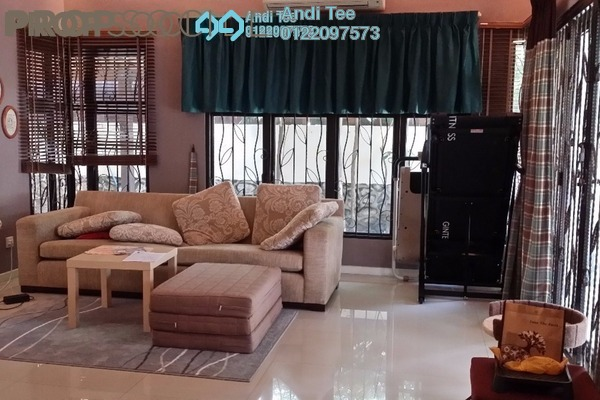 For Sale Semi-Detached at The Peak, Cheras South Freehold Fully Furnished 5R/5B 2.15m