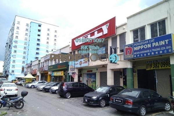 For Sale Shop at Taman Medan Baru, PJ South Leasehold Semi Furnished 2R/4B 1.58m